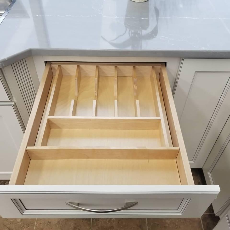 Echelon Cabinet Display.