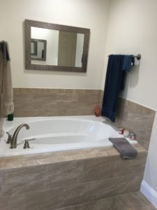 Complete Master Bathroom Remodel.