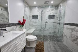 Master Bathroom Complete Remodel.