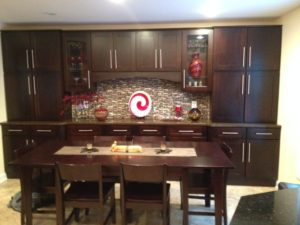 Complete Kitchen Remodeling.