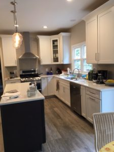 Complete Kitchen Remodeling - Potomac, MD.