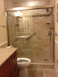 Complete Hallway Bathroom Remodel.