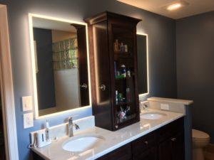 Complete Bathroom Remodeling.